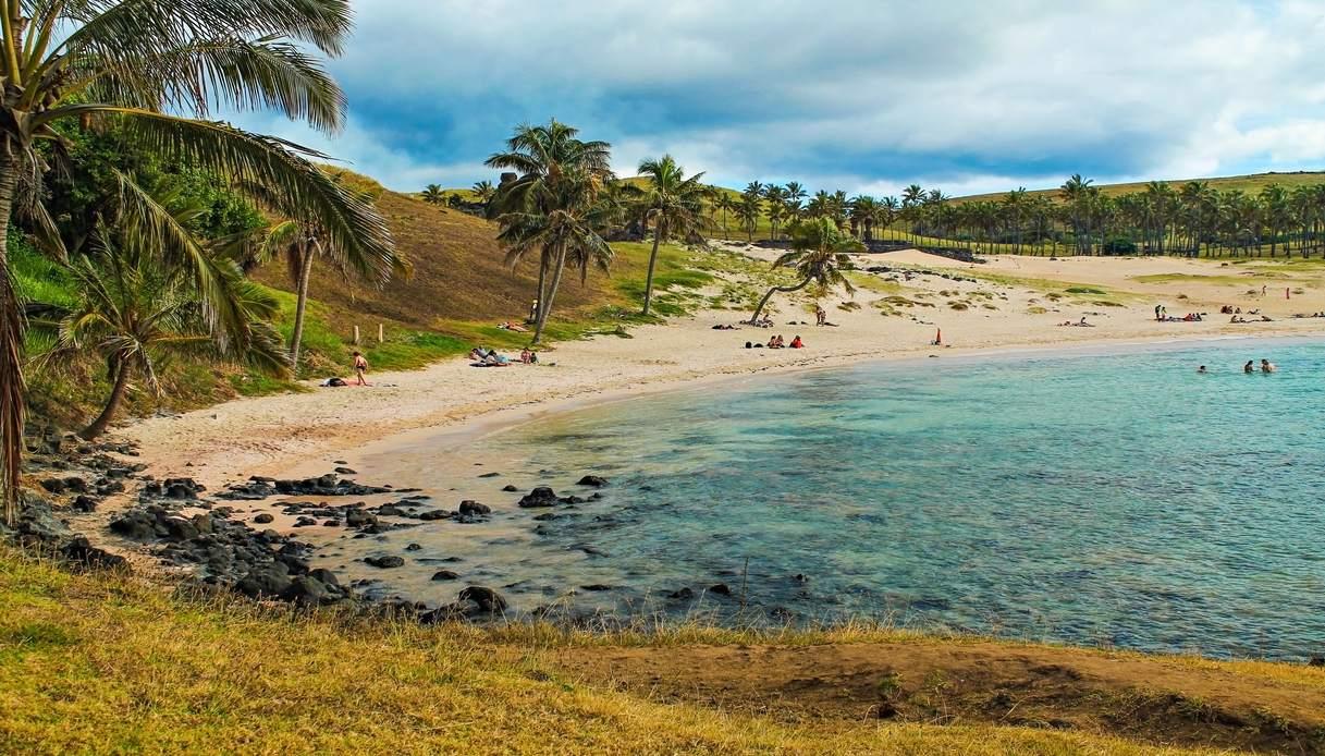 isola di pasqua pandemia