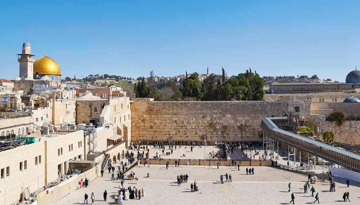 israele-gerusalemme-muro-pianto