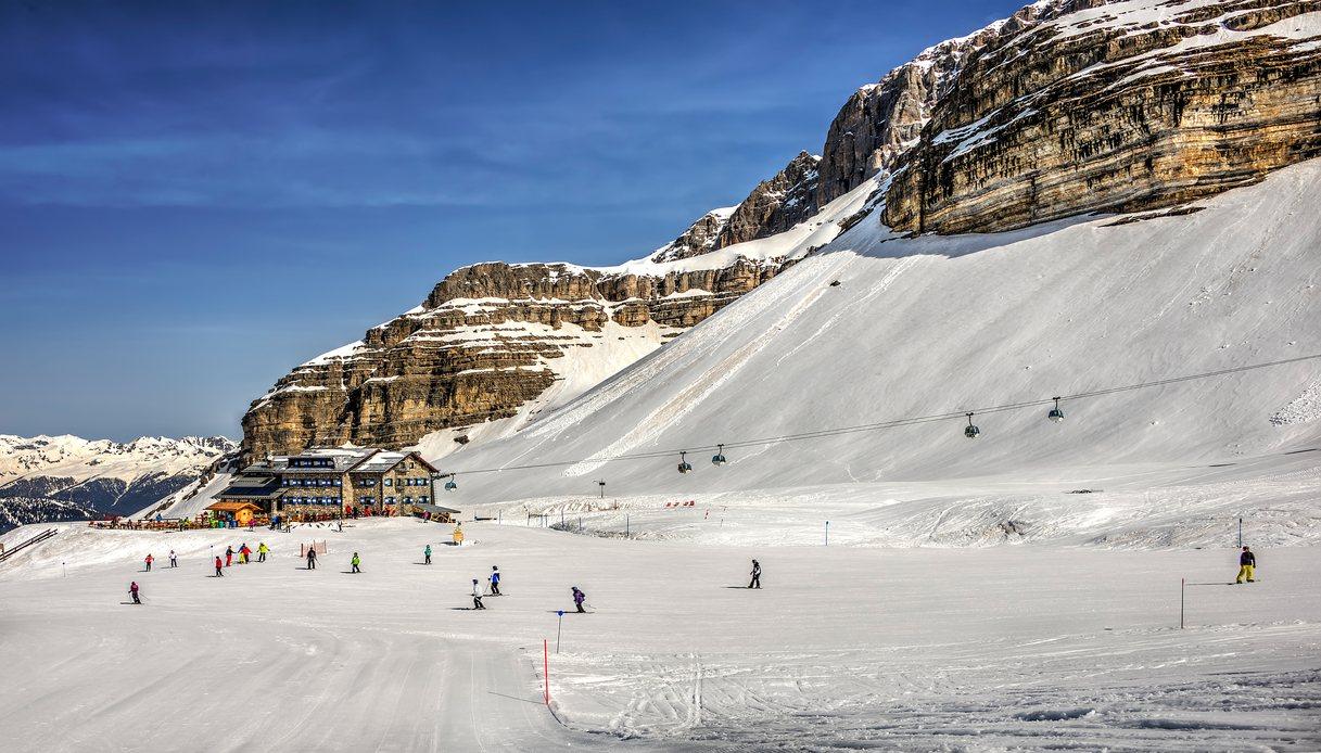 sciare italia proposta regione