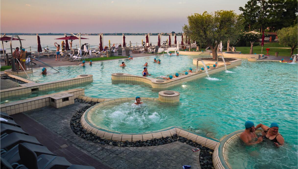 Le terme del Lago di Garda