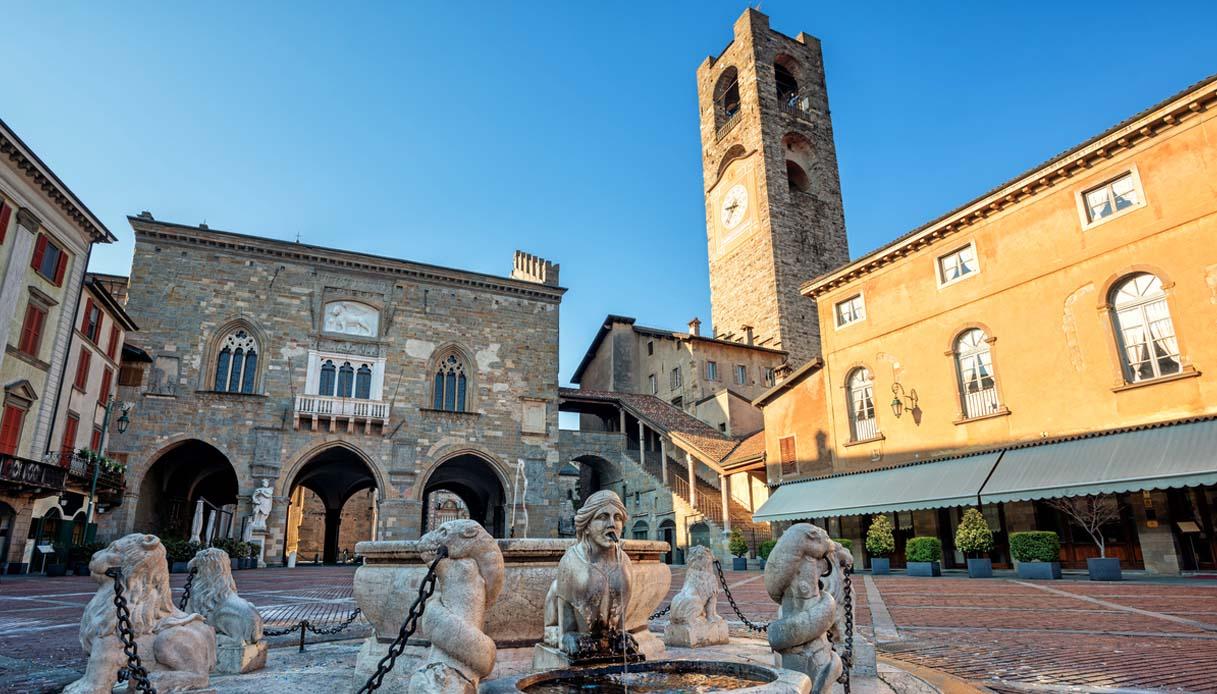 Bergamo e i cento rintocchi