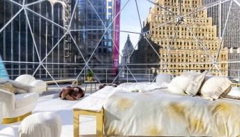 Il Capodanno a Times Square si farà: l'idea bizzarra di Airbnb