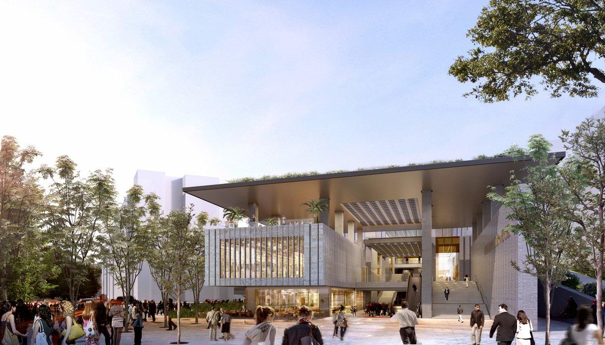 Centro Culturale Ataturk Turchia 2021