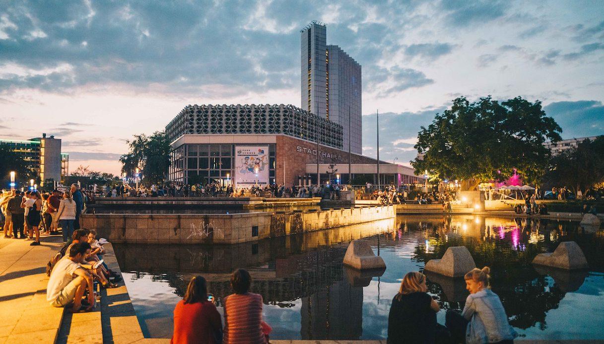 Chemnitz è la Capitale Europea della Cultura 2025