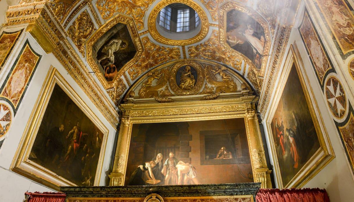 Decollazione di San Giovanni Battista, Caravaggio