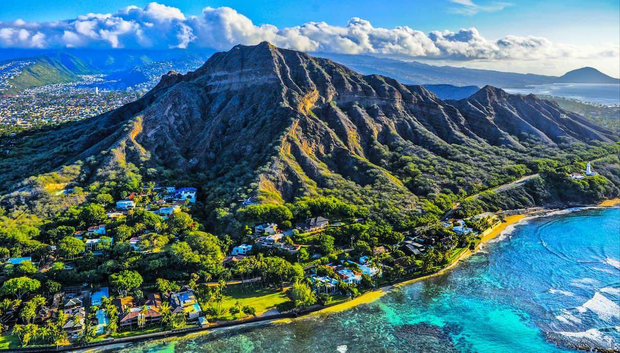 Riapre il Diamond Head, perla delle Hawaii