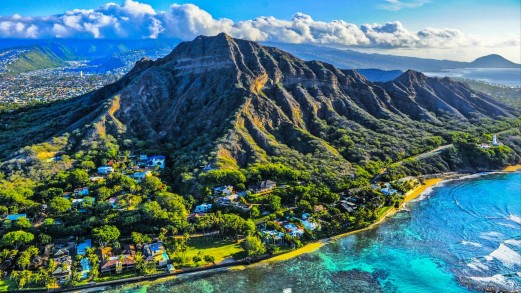 Hawaii, riapre il suggestivo Diamond Head: come visitarlo