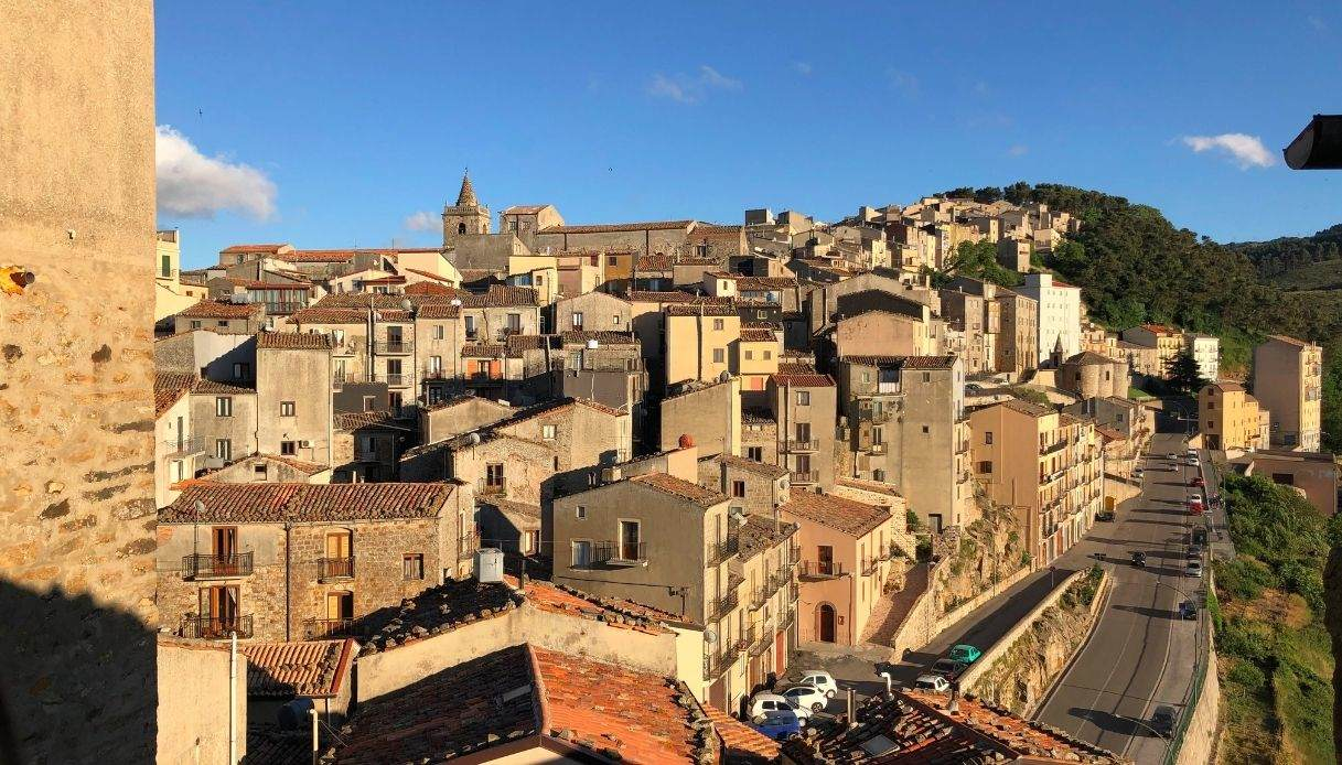 Geraci Siculo borgo sicilia