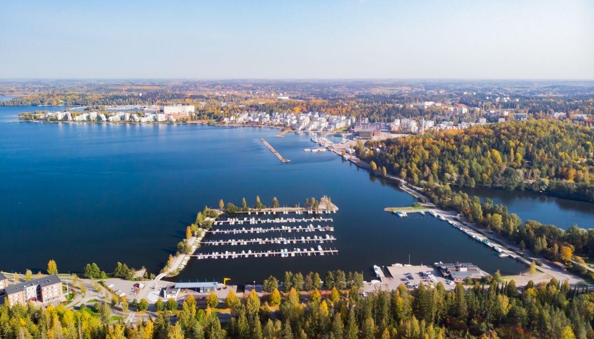 Lahti capitale verde Europa 2021