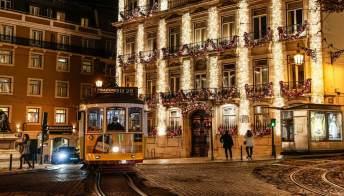 Lisbona, anche nel 2020 il Natale è incantevole