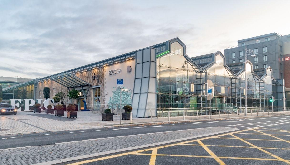 Museo EPIC Dublino attrazione turistica Europa