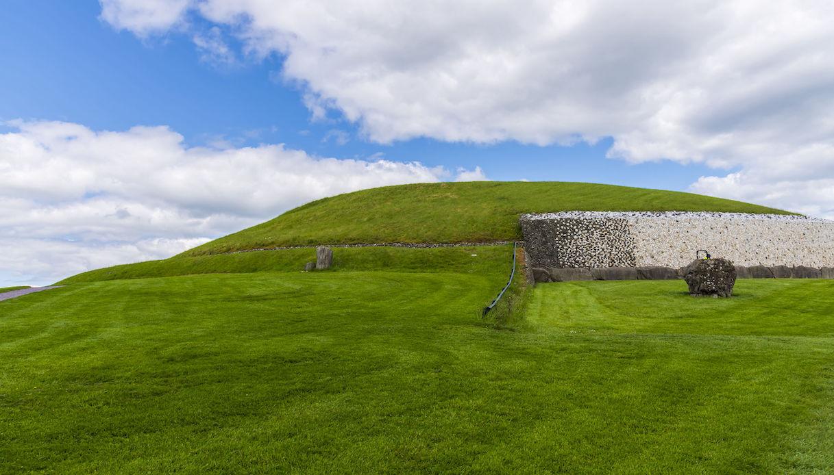 Newgrange, il solstizio d'inverno