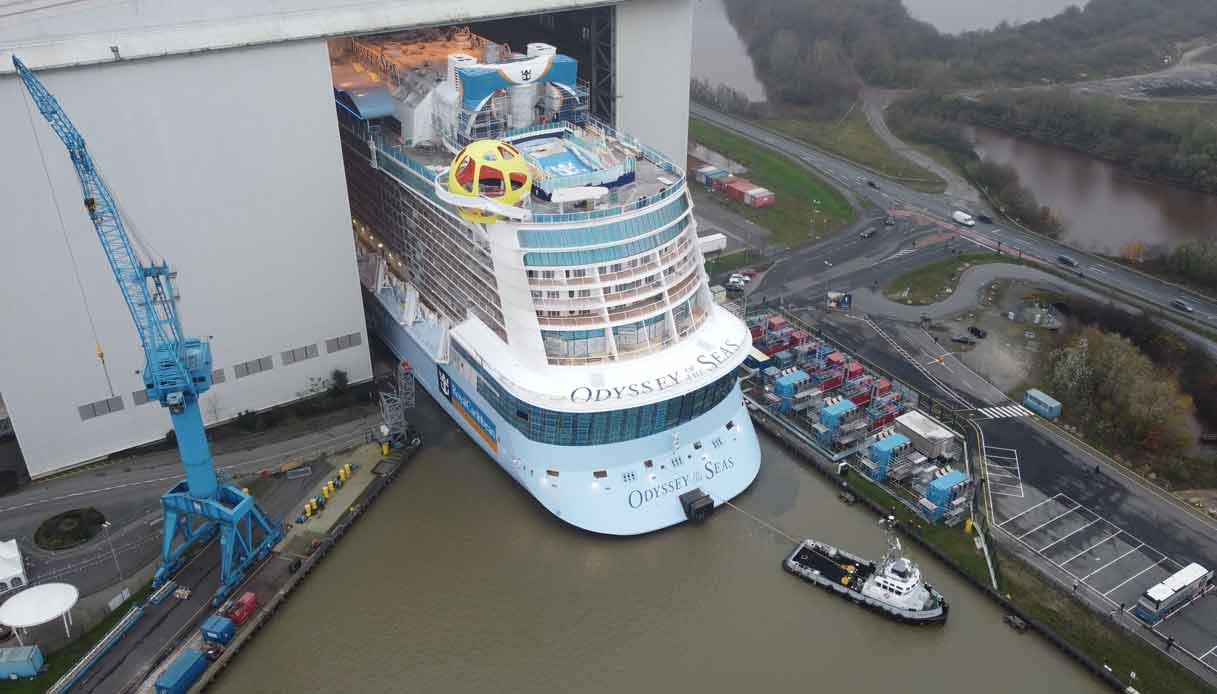 Odyssey-of-the-Seas-cantiere-germania