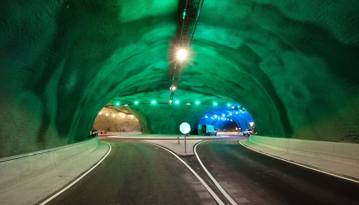 faroe tunnel sottomarino