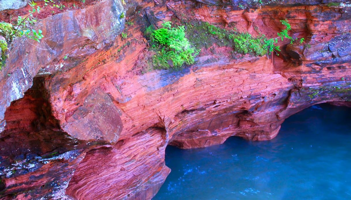 grotte isole degli apostoli