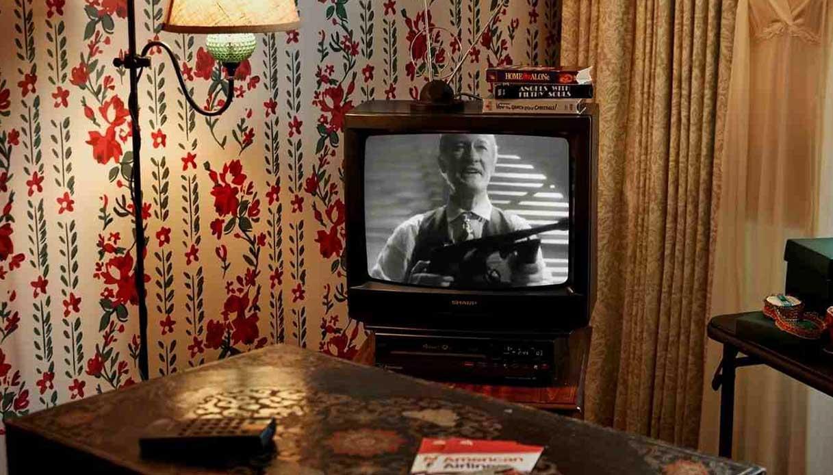 La stanza ispirata al film Mamma ho perso l'aereo