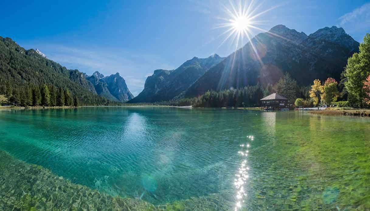 λίμνη-toblach-val-pusteria