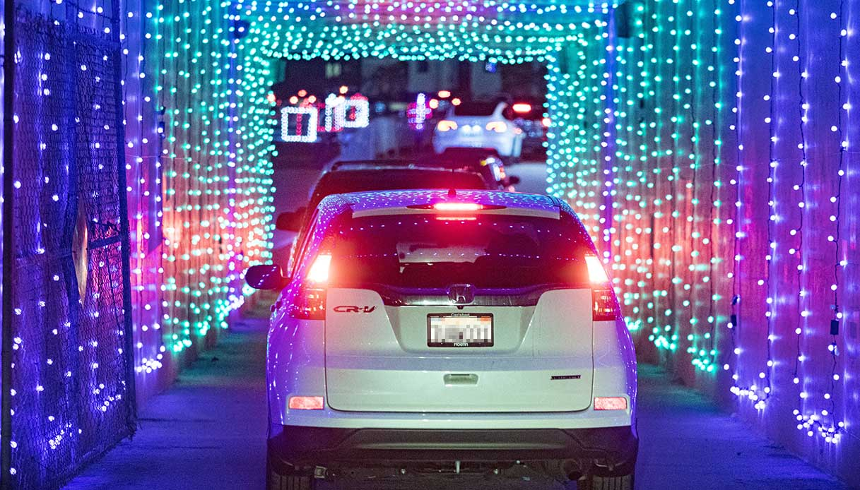 Holidays In Your Car Drive