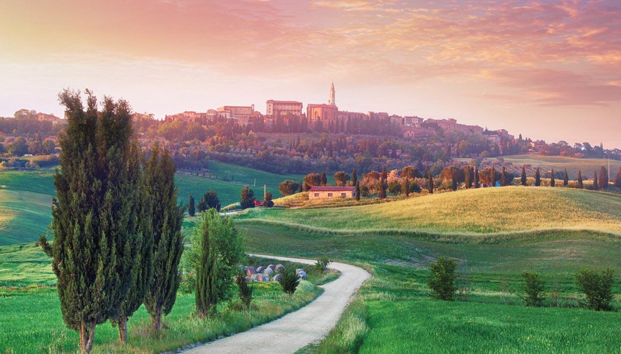 """I luoghi più belli della Toscana set del film """"Tutti per 1 – 1 per tutti"""""""