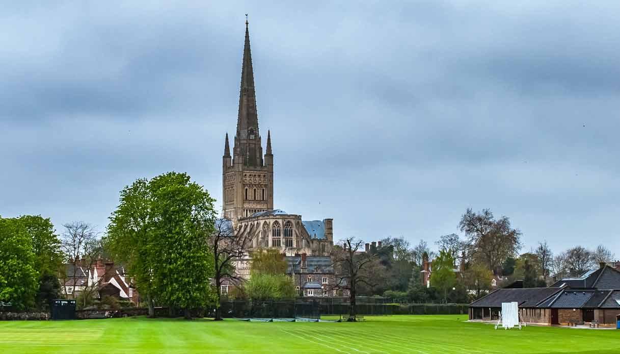 Cattedrale-Norwich