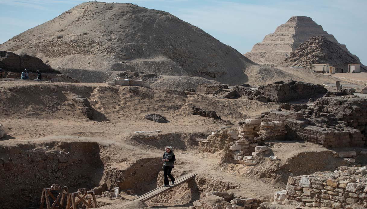 Saqqara Egitto