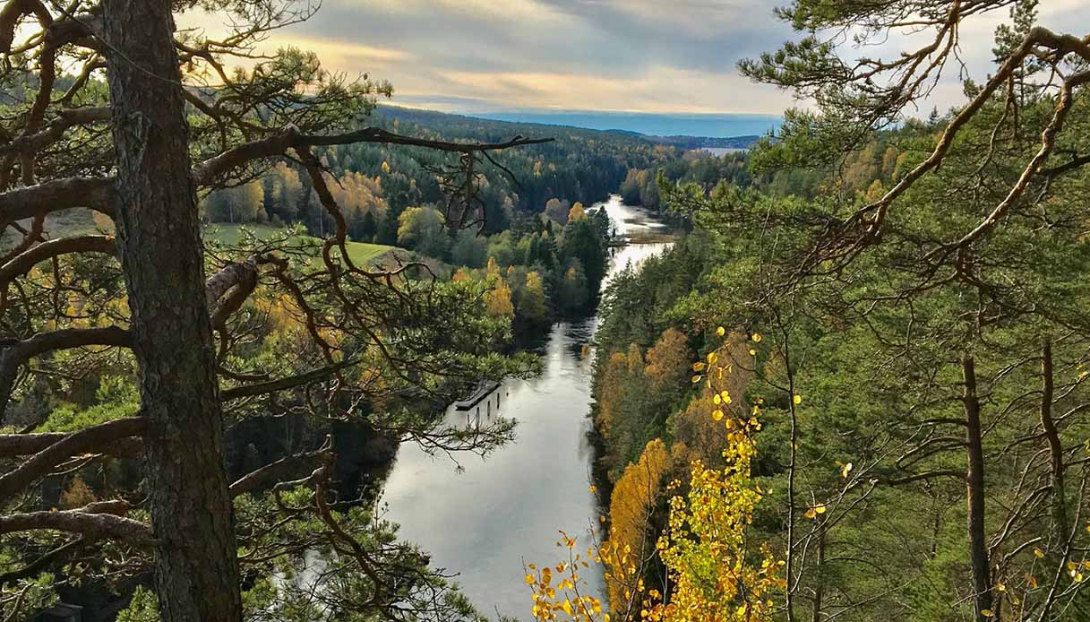 Via Ferrata in Norvegia
