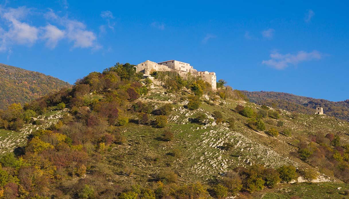 castello di antuni