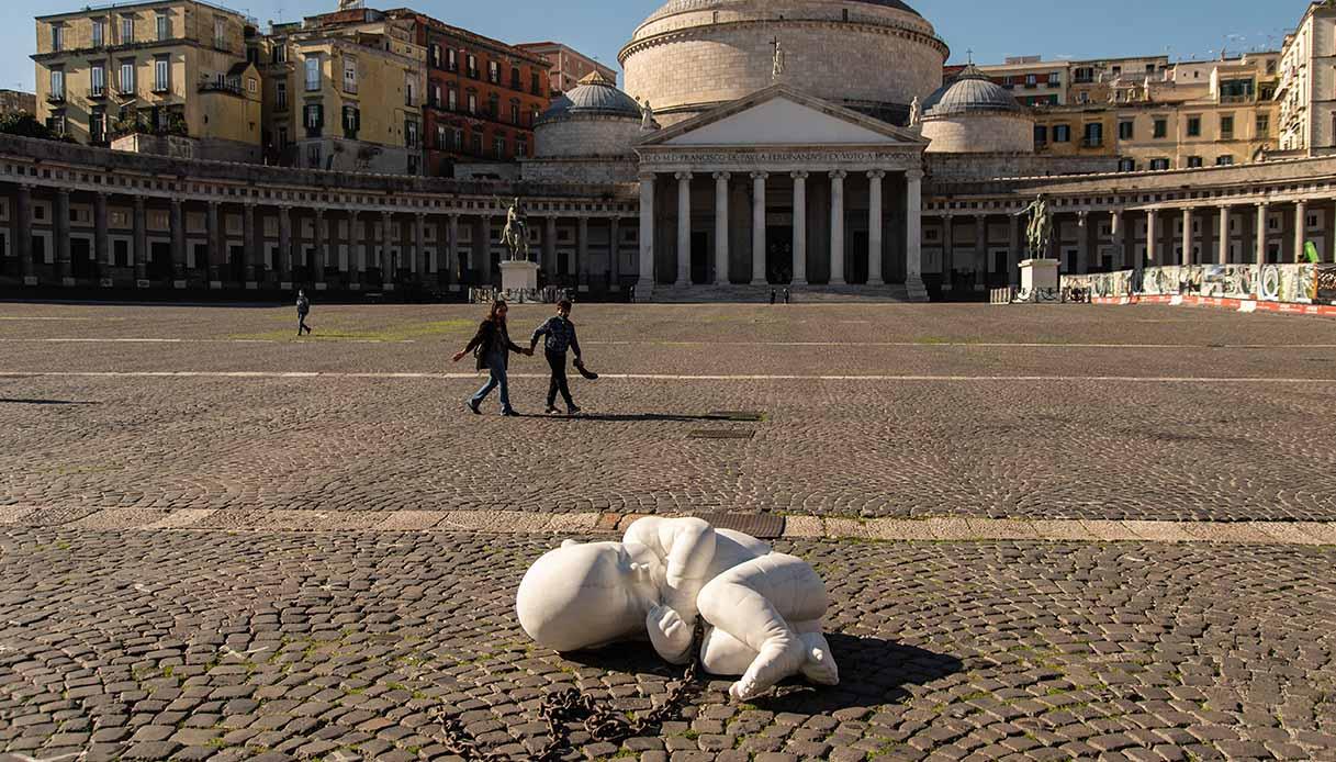 Opera in Piazza Plebiscito