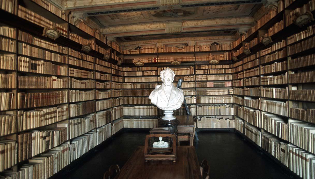 Biblioteca di Casa Leopardi