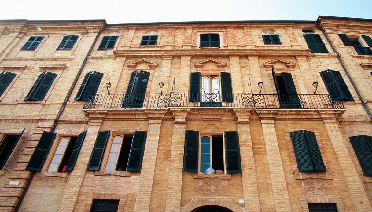 Casa Leopardi