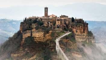 Civita di Bagnoregio candidata a Patrimonio dell'umanità dell'Unesco