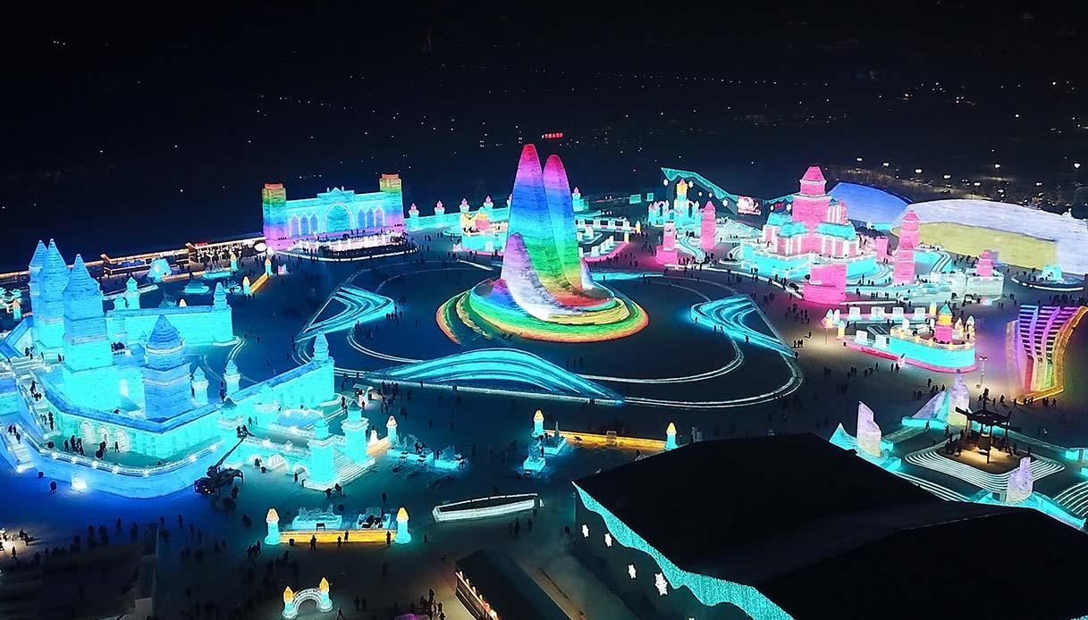 festival internazionale di Harbin
