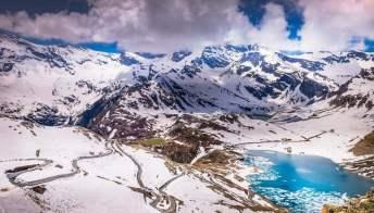 I magici parchi naturali italiani da visitare in inverno