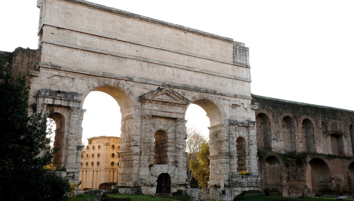 Porta Maggiore, Roma