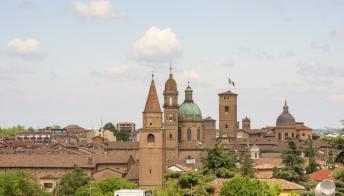 Reggio Emilia, la città con più piste ciclabili d'Italia