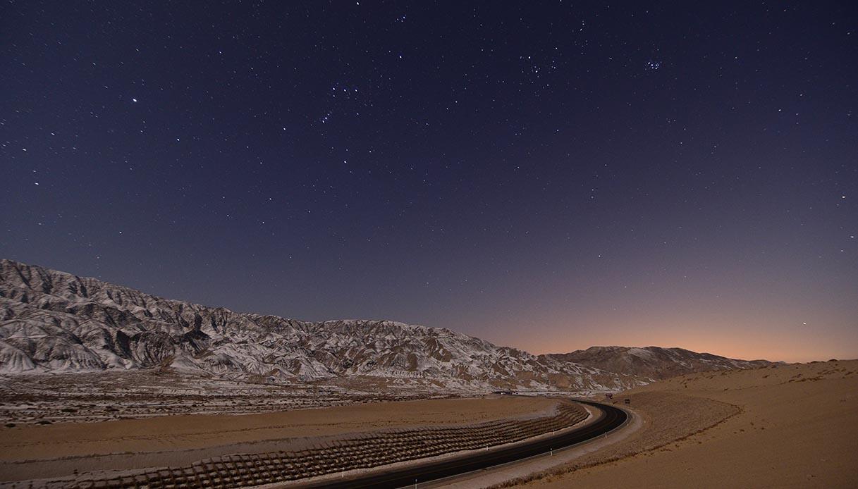 Sciame meteoritico delle Quadrantidi