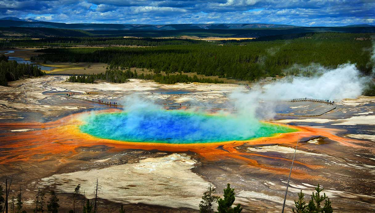 parco yellowstone