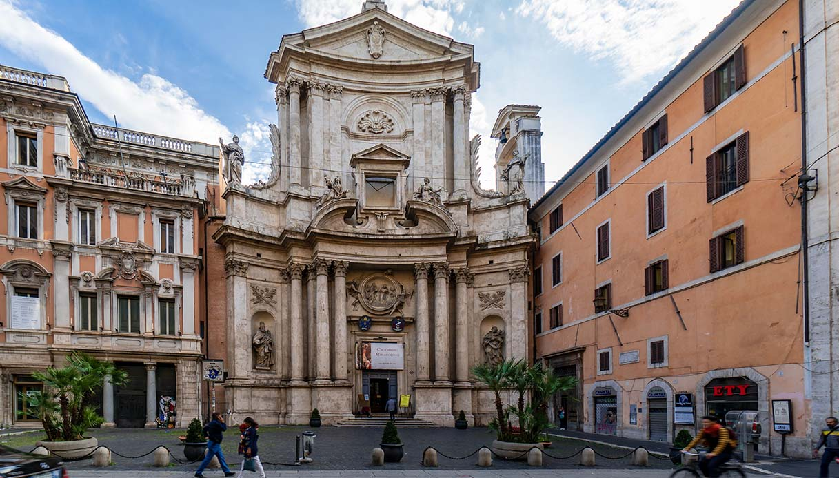 Piazza di San Marcello