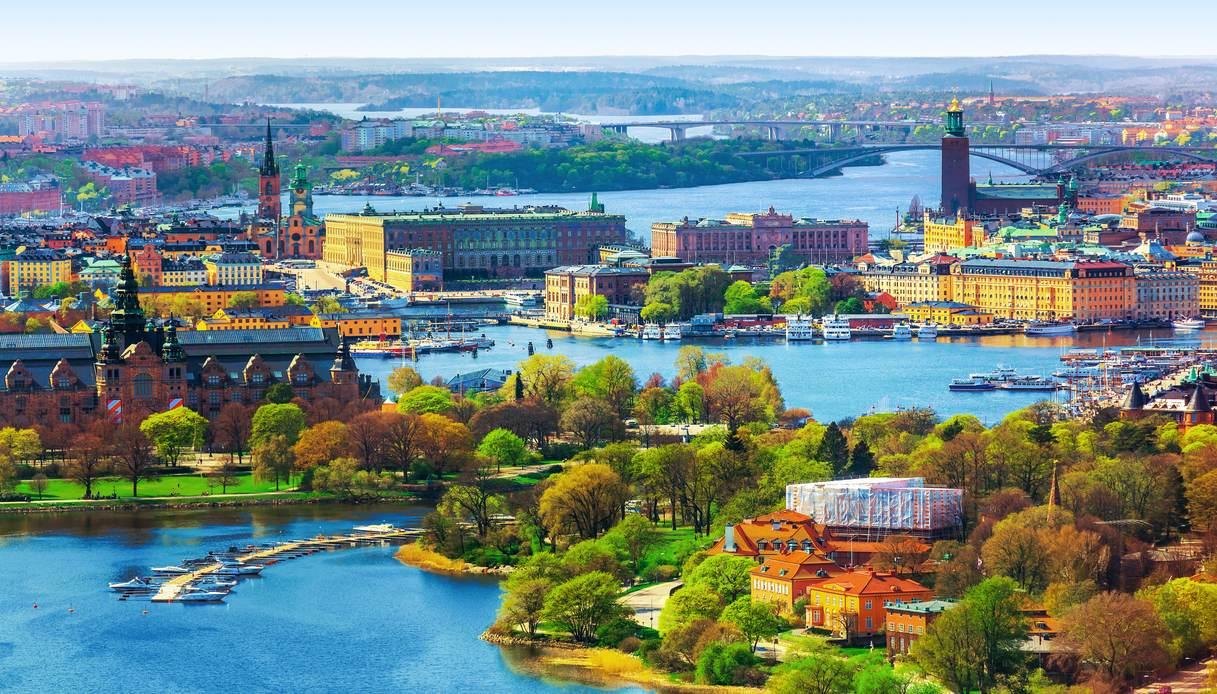 Stoccolma svezia