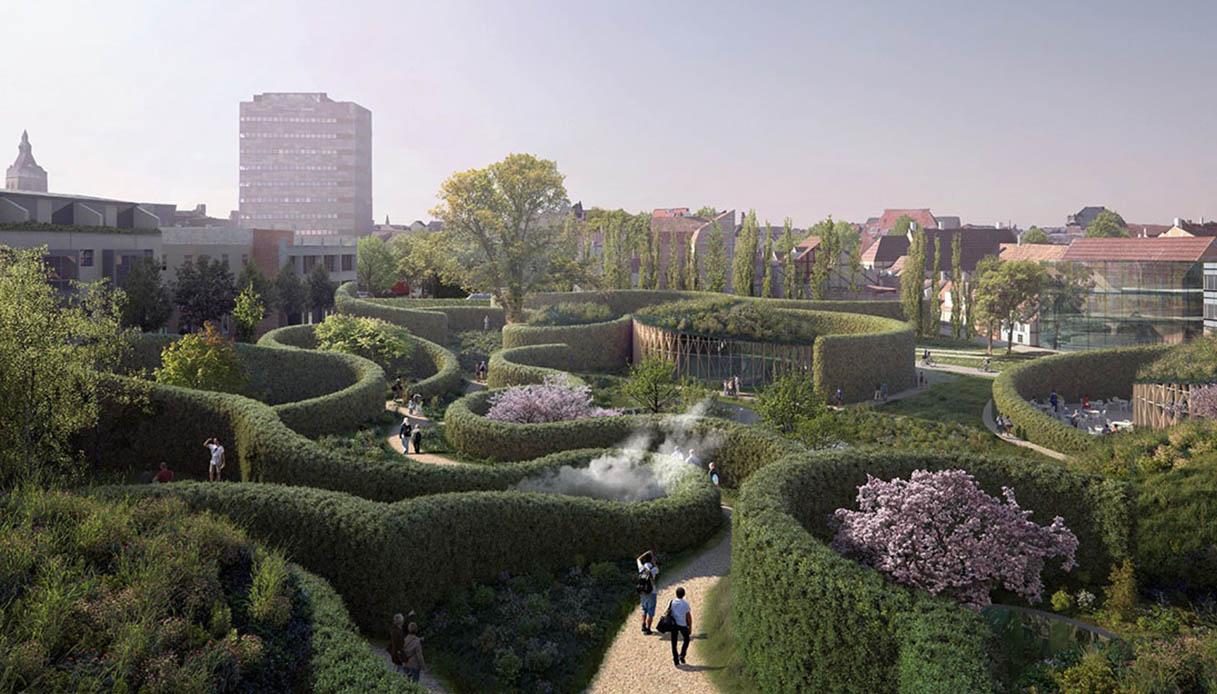 The HC Andersen Garden