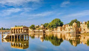 """Viaggio a Jaisalmer, l'incredibile """"città d'oro"""""""