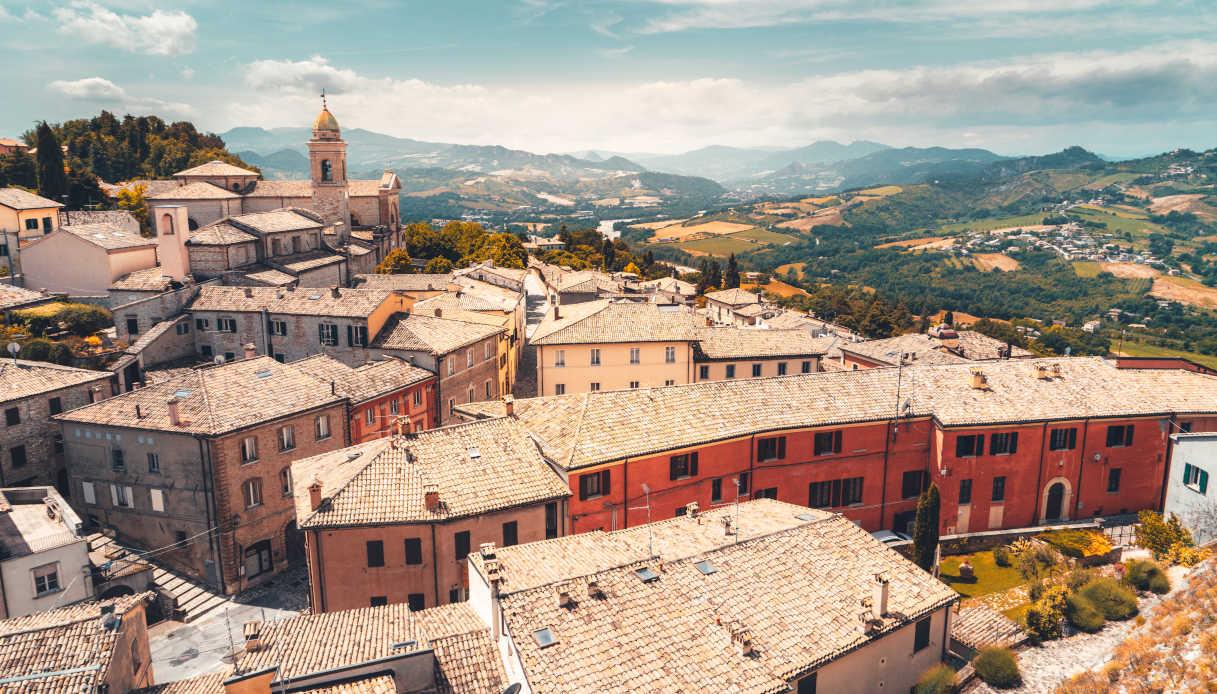 Borghi e paesini vicino a Bologna