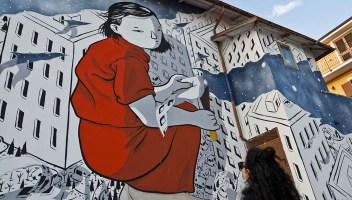 Italia, tutta la street art in una mappa interattiva