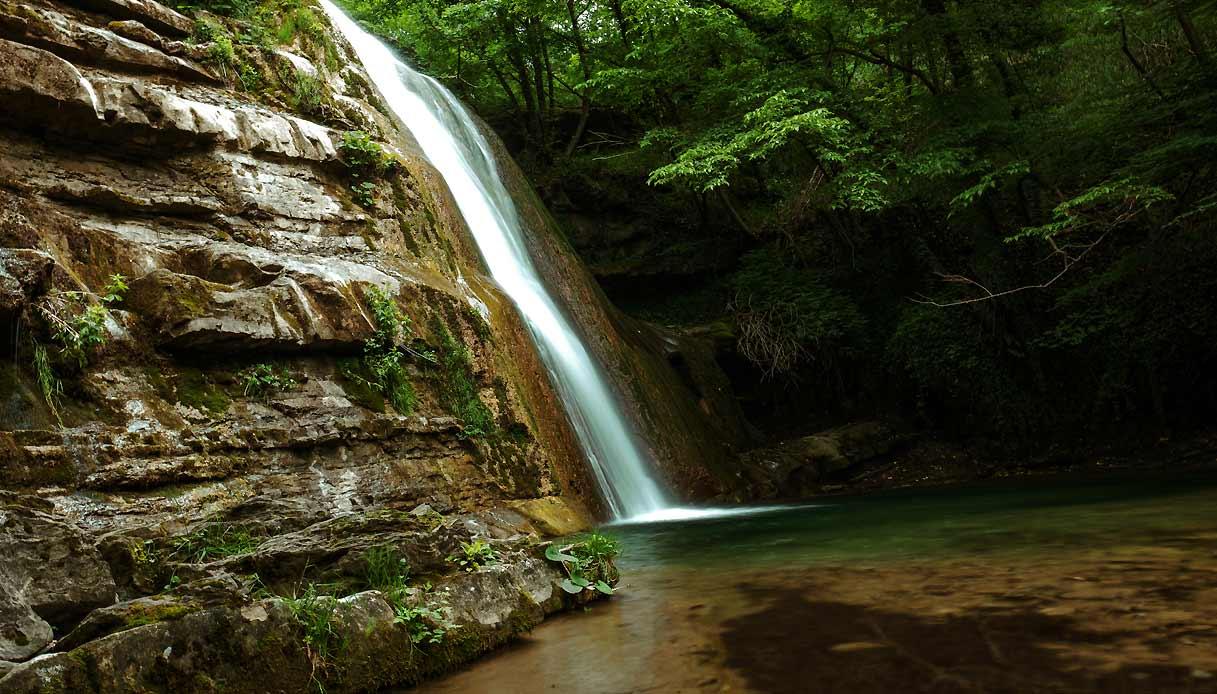 foreste-casentinesi-Cascata_dell'Acquacheta
