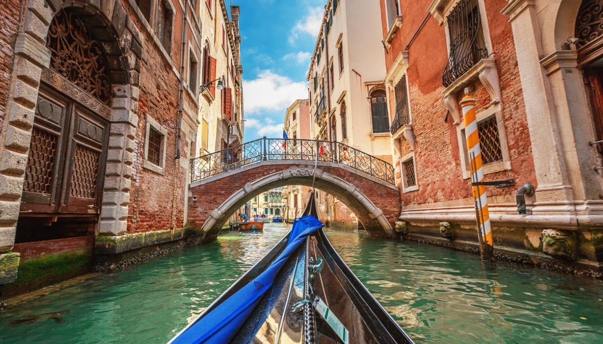 tour virtuale a Venezia