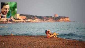 Lavinio, la spiaggia che piaceva agli antichi Romani