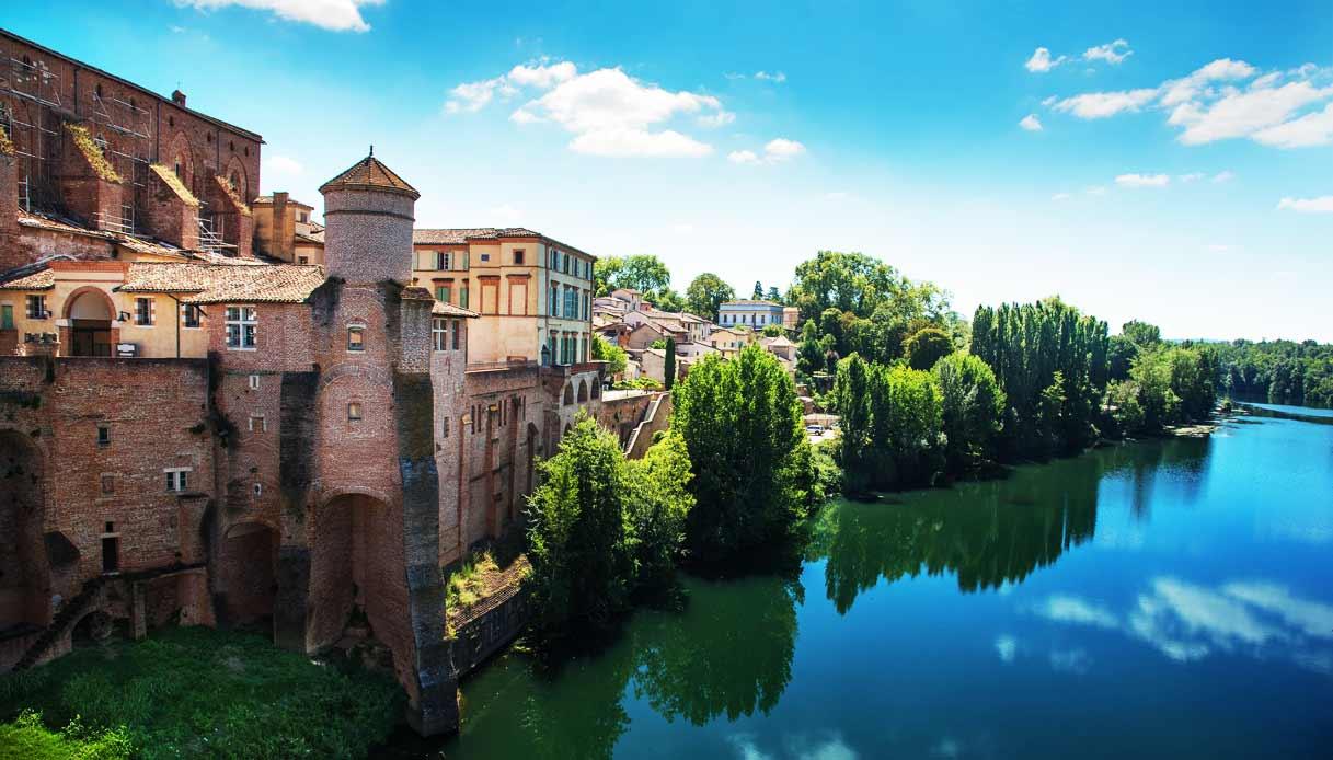Gaillac-villaggio-occitania