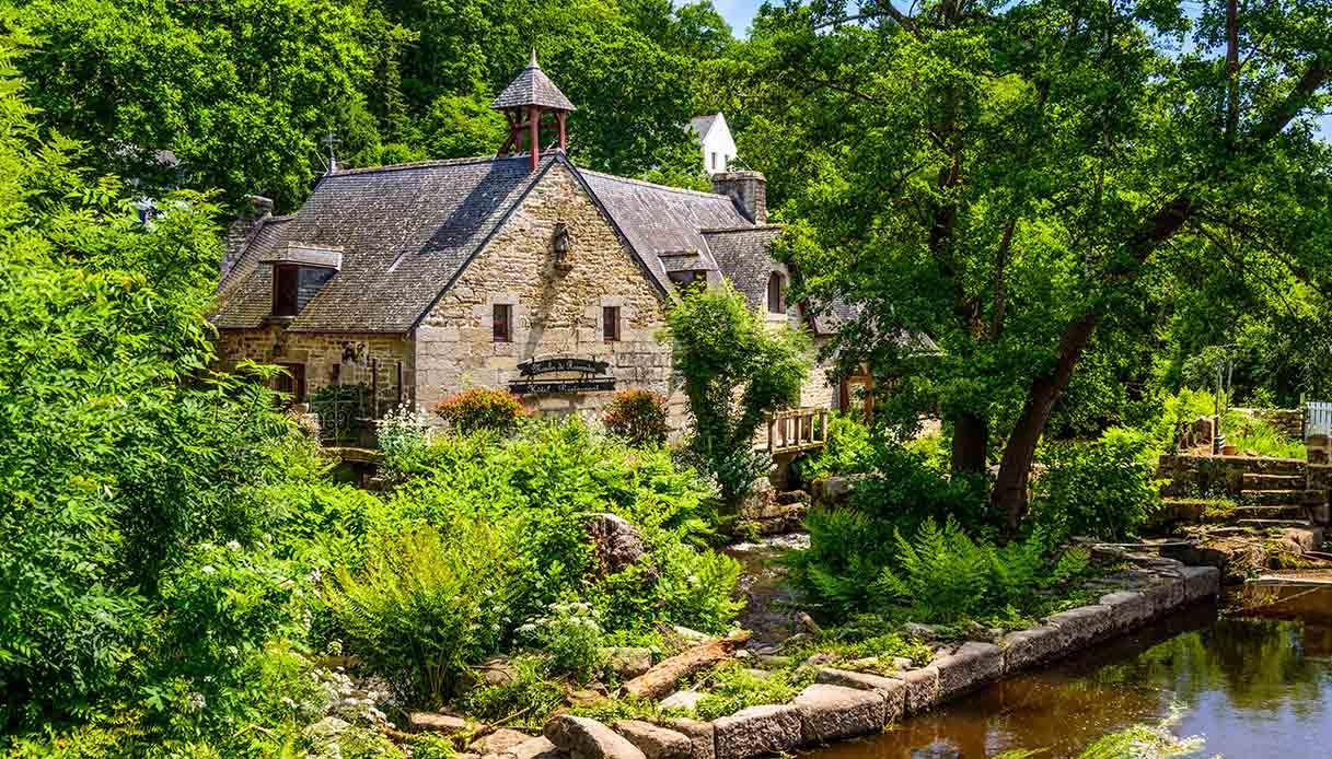 Moulin de Rosmadec' Hotel