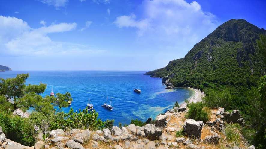 Le spiagge più sicure d'Europa per vacanze da sogno