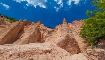 In Italia come in Cappadocia con i Camini delle Fate
